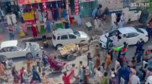 Talibã reage com violência aos primeiros protestos contra seu Governo; El País