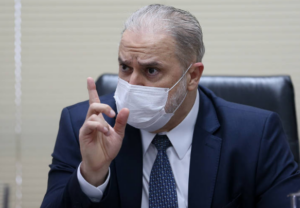 Por 55 votos a 10, Senado confirma recondução de Aras para mais 2 anos à frente da PGR; Folha de São Paulo