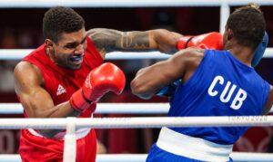 Tóquio 2020: Abner fatura 1º bronze no boxe; Bia vence e avança à semi em Tóquio. Wanderson de Oliveira cai nas quartas para cubano Andy Cruz