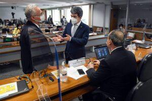CPI da Pandemia: Renan e Randolfe defendem convocação de Braga Netto