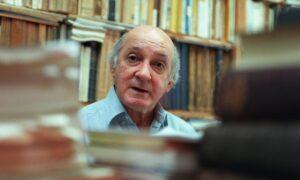 Morre o pesquisador musical José Ramos Tinhorão, aos 93 anos. Jornalista era considerado um dos mais temidos críticos da MPB; O Globo