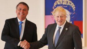 Reino Unido contradiz Bolsonaro e nega pedido de ajuda: declarações 'não condizem' com o que ocorreu, diz gabinete de Boris Johnson. BBC