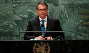 Bolsonaro defende política ambiental e fala em 'risco de socialismo' e defende tratamento precoce nas Nações Unidas. Confira a íntegra do discurso do presidente na Assembleia Geral da ONU