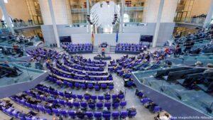 Parlamento alemão pode sofrer