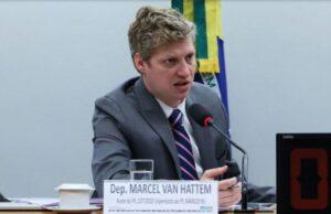 'Não tem nenhum bolsonarista entre os mandatários do Novo', diz Marcel van Hattem; O Estado de São Paulo