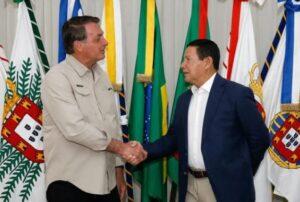 Bolsonaro embarca para Nova York. Mourão assume Presidência; Metrópoles