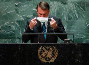 Bolsonaro ficará em isolamento por ao menos cinco dias, diz Ministério da Saúde; O Estado de São Paulo