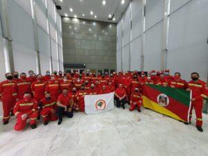 Aprovação de projeto garante autonomia para bombeiros voluntários do RS