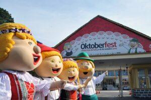 Oktoberfest de Santa Cruz do Sul terá até 8 mil pessoas por dia; Jornal do Comércio