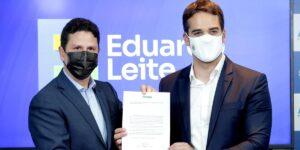 Eduardo Leite lança candidatura para as prévias no PSDB; Correio do Povo