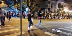Operação autua clube sem alvará e dispersa 2 mil pessoas em Porto Alegre; Correio do Povo
