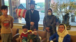 Afeganistão: o rabino americano que ajuda afegãos a fugir do Talebã; BBC