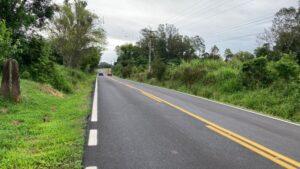 RS: Estado finaliza obras de recuperação asfáltica na ERS-129, no Vale do Taquari