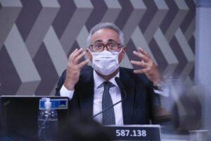 Renan vai pedir indiciamento de Bolsonaro, Queiroga e Onyx em relatório da CPI; Correio Braziliense