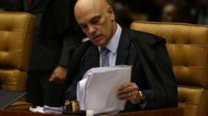 Moraes manda soltar blogueiro preso por incentivar atos antidemocráticos; Correio Braziliense