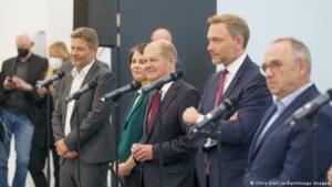 Social-democratas, verdes e liberais querem iniciar negociações formais na Alemanha; Deutsche Welle
