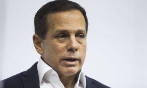 Doria diz que governo é 'refém do Congresso' e promete acabar com as 'emendas de relator'; O Globo