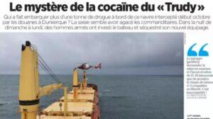 Polícia francesa tenta esclarecer tráfico de cocaína embarcada em navio que fez escala na Bahia; RFI