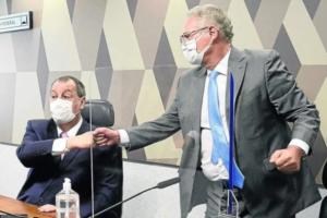 CPI da Covid busca superar racha na reta final; Correio Braziliense