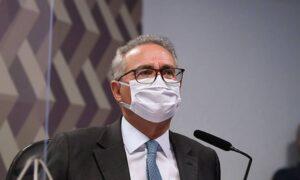 Na reta final da CPI da Covid, Renan Calheiros já mudou relatório dez vezes; O Globo